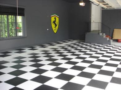 Fußbodenbelag Werkstatt ~ Der belastbare pvc werkstattboden industrie eco 7 500